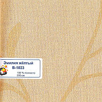 Рулонные шторы Одесса Ткань Эмилия Жёлтый