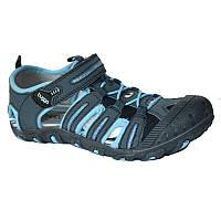 Спортивные сандалии с прорезиненным носком Pidilidi Bugga 30 B096 Сине-голубые hubqQhG55349, КОД: 1143227