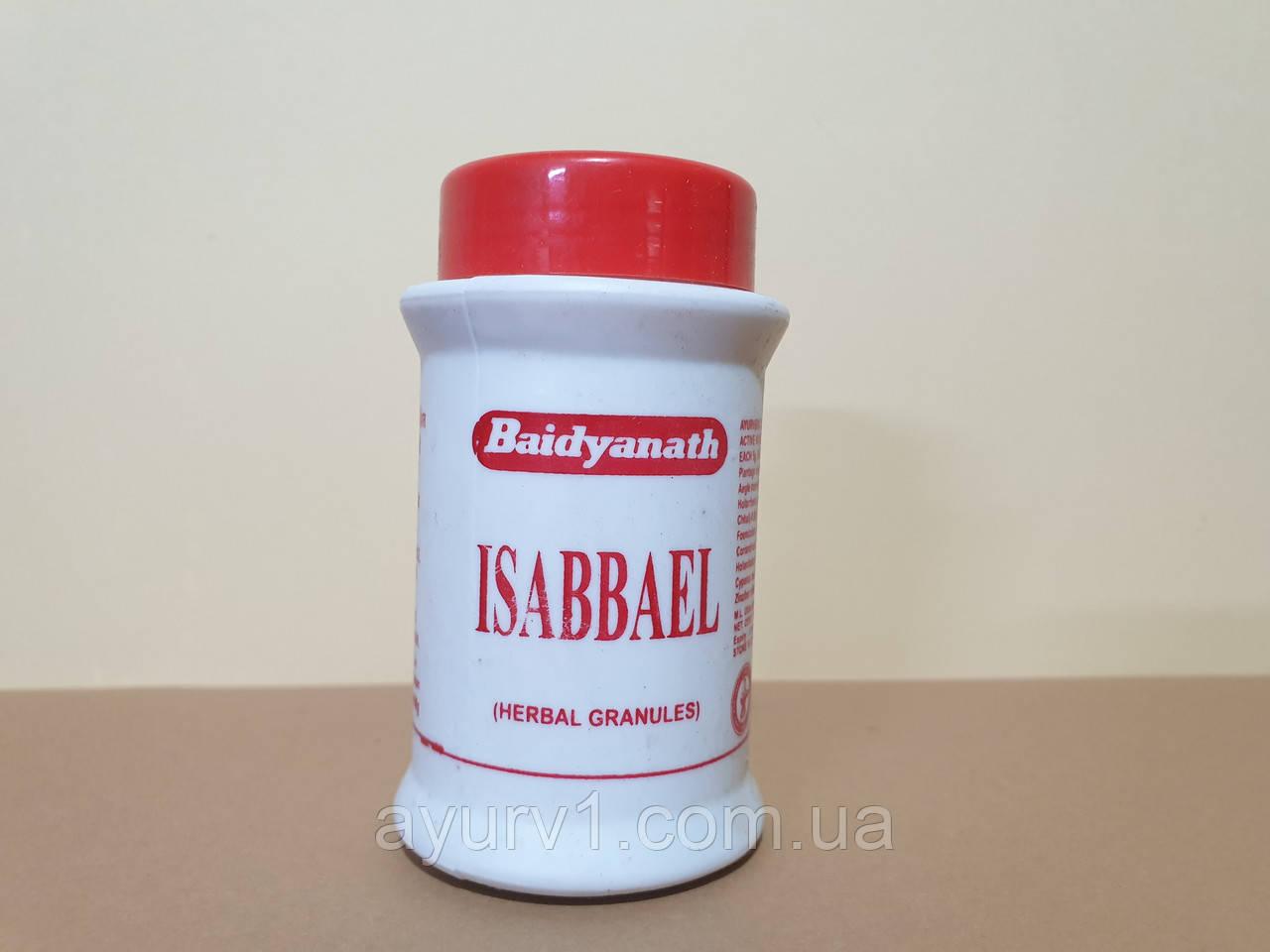 Исабгол -клетчатка растительная Baidyanath 60г.