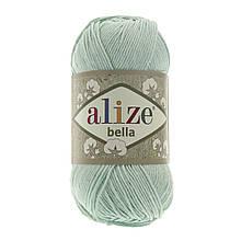 Пряжа Белла Alize (Ализе) цвет 266 мята
