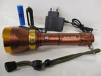 Карманный фонарик + отпугиватель Bailong Police BL-8077