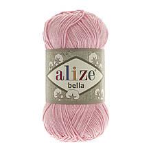 Пряжа Белла Alize (Ализе) цвет 32 розовый