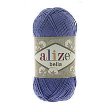 Пряжа Белла Alize (Ализе) цвет 333 индиго