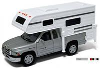 Модель джип DODGE RAM (TRUCK CAMPER), 1:46