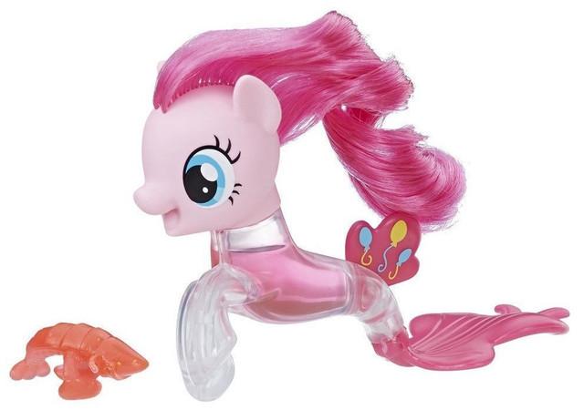 Пони Русалка Пинки Пай с жидкостью