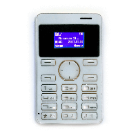 Мобильный мини телефон 2day S7 White 2d-92, КОД: 1292724
