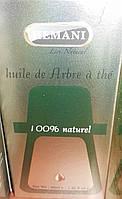 100% Натуральное масло чайного дерева Hemani 40 мл
