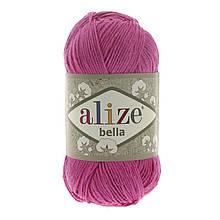 Пряжа Белла Alize (Ализе) цвет 489 фуксия
