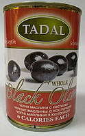 Черные оливки (маслины) без косточки 90/280 г Турция