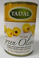Зеленые оливки без косточки 90/280 г Турция