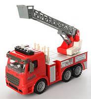 Пожарная машина с лестницей fe.98-616AUT, КОД: 1330300