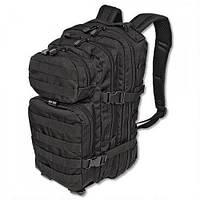 Штурмовой (тактический) рюкзак ASSAULT S Mil-Tec by Sturm Black 20 л. (14002002), фото 1