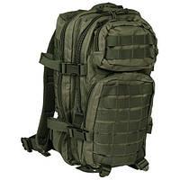 Штурмовой (тактический) рюкзак ASSAULT S Mil-Tec by Sturm Olive 20 л. (14002001), фото 1