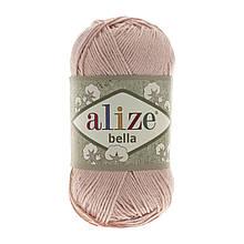 Пряжа Белла Alize (Ализе) цвет 613 пудра