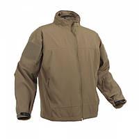 Куртка тактическая Rothco Covert Ops Lt Weight Soft Shell Jacket CB