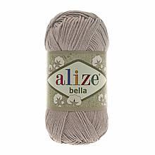 Пряжа Белла Alize (Ализе) цвет 629 норка