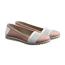 VM-Villomi Кеды без шнурков женские розового цвета