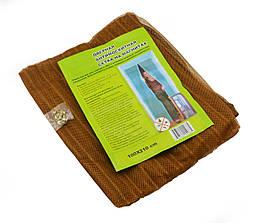 Дверная антимоскитная сетка на магнитах Magic Mesh Светло-коричневая hubnp20062, КОД: 163223
