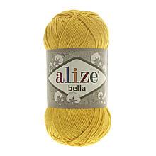Пряжа Белла Alize (Ализе) цвет 488 желтый