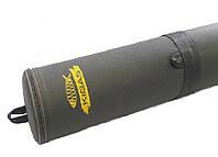 Тубус для удилищ KIBAS 1500x80 мм Зеленый KS671151, КОД: 1084560