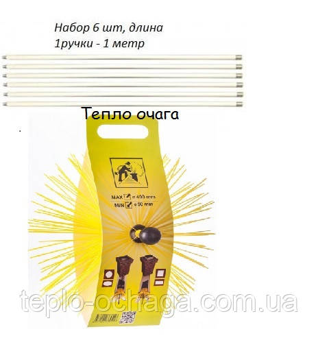 Hansa набор для чистки дымохода HANSA