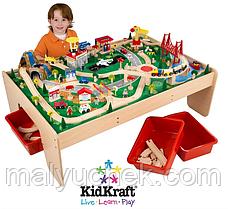 Детский игровой набор Железная дорога KidKraft 17850