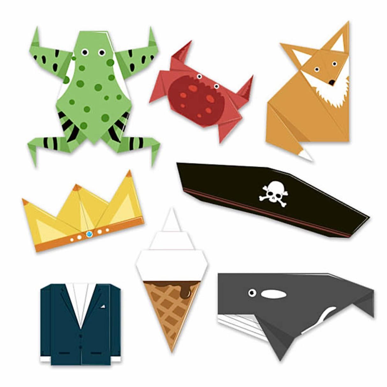 """Набор для оригами """"Животные"""" MiDeer Toys"""