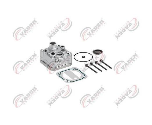 Головка компрессора в сборе ( 51541146084) MAN TGA TGX TGS, фото 2
