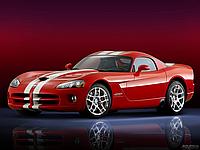Машинка, модель Dodge Viper