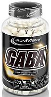 Активный стимулятор гормона роста IronMaxx GABA (100 капсул)