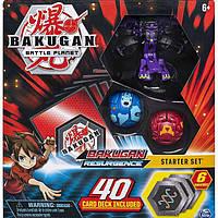 Игровой набор Бакуган, BAKUGAN 3в1