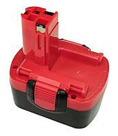Аккумулятор для шуруповерта Bosch 2607335560 3.0Ah 18V Красный 346376, КОД: 1098828