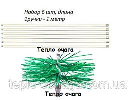 Инструмент для чистки дымохода