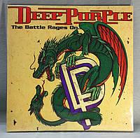 CD диск Deep Purple - The Battle Rages On…