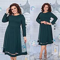 Платье нарядное 48-50, 52-54 - 3392