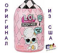 ЛОЛ Пушистый питомец 5 Серия 2 Волна L.O.L. Surprise! Fuzzy Pets with Washable Fuzz Series 2  557128