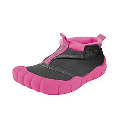 Аквашузы детские Spokey Reef 28 Серо-розовый s0481, КОД: 711252