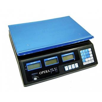 Электронные торговые весы Opera до 40 кг R187076