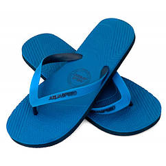 Вьетнамки мужские Aqua Speed Palermo Темно-синий с голубым 46 aqs224, КОД: 1034013