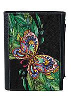 Ежедневник DevayS Maker DM 01 Бабочка на листьях Черный 16-01-231, КОД: 1238783