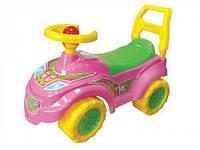 Машинка-толокар Технок Принцесса 0793 Розовый tsi11088, КОД: 317487