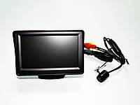 Система заднего вида c монитором Noisy M-218 4.3 и камерой заднего вида 61623666, КОД: 292715