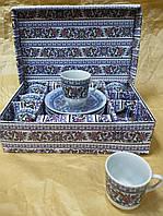 Набір для турецької кави КОМПЛЕКТ на 6 персон