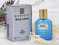 Givenchy Givenchy Pour Homme Blue Label туалетна вода Tester vip 60ml