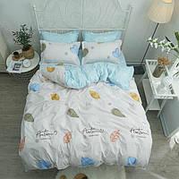 Комплект постельного белья Осень (двуспальный-евро) Berni