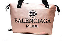 Женская сумка- шоппер Розовая 172219, КОД: 1175892
