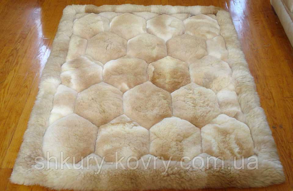 Продажа натуральных ковров из натурального меха