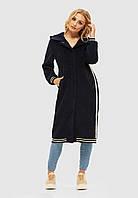 Пальто зимнее MILA NOVA ПВ-98 46 Темно-синий MN-ПВ-98 5-46, КОД: 1289791, фото 1