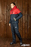 Зимний спортивный костюм мужской Куртка и штаны Размер 46 48 50 52 54 В наличии 4 цвета, фото 9