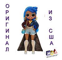 Большая кукла ЛОЛ Леди Независимость 2 Серия L.O.L. Surprise! O.M.G. Fashion Doll Miss Independent